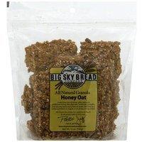 Big Sky Bread Company Honey Oat Granola, 12 oz (Pack of 6)