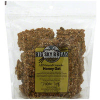 Big Sky Bread Company Honey Oat Granola, 12 oz (Pack of 6)