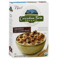 Cascadian Farm Organic Dark Chocolate Almond Granola