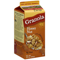 Sweet Home Farm Honey Nut Granola with Almonds, 24 oz (Pack of 8)