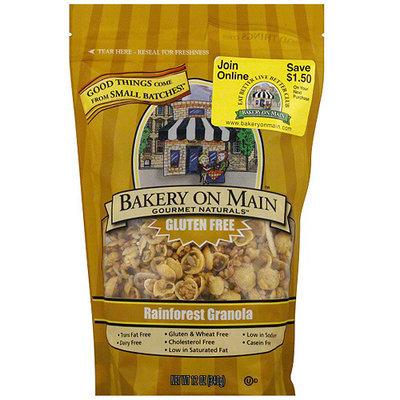 Bakery On Main Gourmet Naturals Rainforest Granola, 12 oz (Pack of 6)