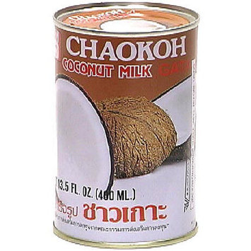 Chaokoh Coconut Milk, 13.5 oz (Pack of 24)