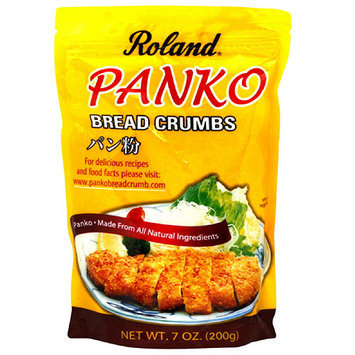 Roland Panko Bread Crumbs, 7 oz (Pack of 6)