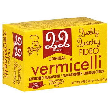 Q & Q Original Fideo Vermicelli, 5 oz, 48ct (Pack of 48)