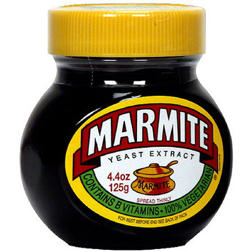 Marmite Yeast Extract, 4.4 oz (Pack of 12)