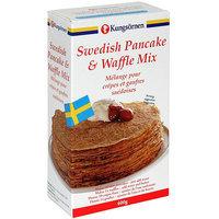 Kungsornen Swedish Pancake & Waffle Mix, 14.1 oz (Pack of 12)