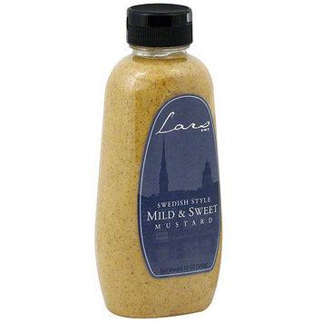 Lars Own Mild & Sweet Mustard, 12 oz (Pack of 12)