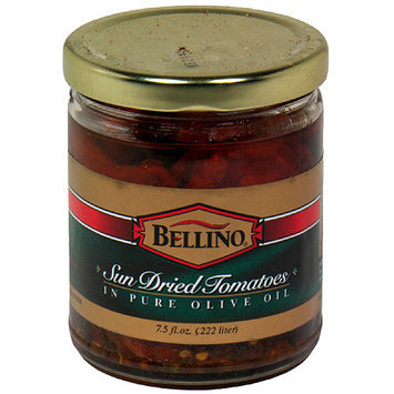 Bellino Sun Dried Tomatoes, 7.5 oz (Pack of 12)