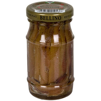 Bellino Olive Oil And Salt Anchovies, 4.25 oz (Pack of 12)