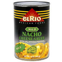 El Rio Nacho Mild Cheese Sauce, 15 oz (Pack of 12)