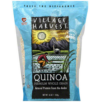 Village Harvest Premium Whole Grain Quinoa, 16 oz (Pack of 6)