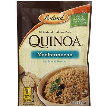Roland Mediterranean Quinoa, 5.46 oz (Pack of 6)