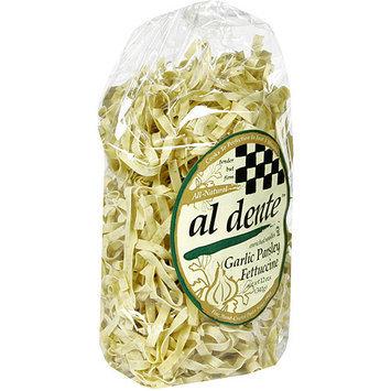 Al Dente Garlic Parsley Fettuccine Pasta, 12 oz (Pack of 6)