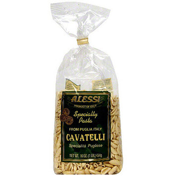 Alessi Cavatelli Specialty Pasta, 16 oz (Pack of 12)