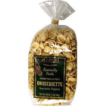 Alessi Orecchiette Specialty Pasta, 16 oz (Pack of 12)