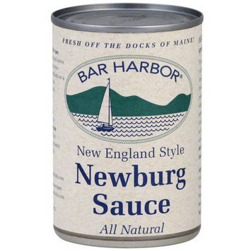 Bar Harbor Harbor Newburg Sauce, All Natural, 10.5 oz. (Pack of 6)