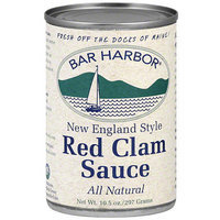 Bar Harbor New England Style Red Clam Sauce, 10.5 oz (Pack of 6)