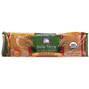Bella Terra Organic Angel Hair Capallini, 16 oz (Pack of 12)