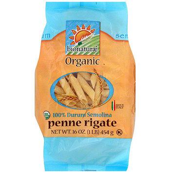 Bionaturae Organic Penne Rigate, 16 oz (Pack of 12)