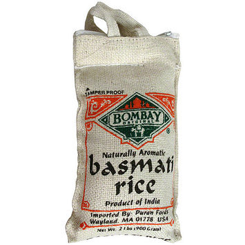 Bombay Original Basmati Rice, 32 oz (Pack of 12)