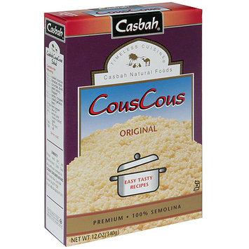 Casbah Original Couscous, 12 oz (Pack of 12)