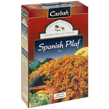 Casbah Cabash Spanish Pilaf, 7 oz (Pack of 12)