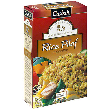 Casbah All Natural Mix Rice Pilaf, 7 oz (Pack of 12)