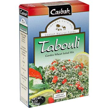 Casbah Garden Wheat Tabouli Salad Mix, 6 oz (Pack of 12)