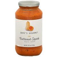 Daves Gourmet Dave's Gourmet Butternut Squash Pasta Sauce, 25.5 oz (Pack of 6)