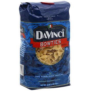 Davinci Bowties Pasta, 16 oz (Pack of 12)