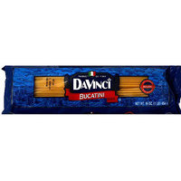 DaVinci Bucatini, 16 oz (Pack of 20)