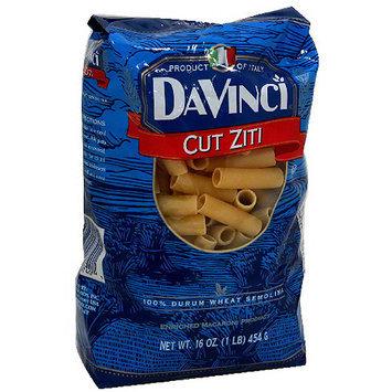 Davinci Ziti Pasta, 16 oz (Pack of 12)