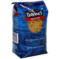 DaVinci Ditalini, 16 oz (Pack of 12)