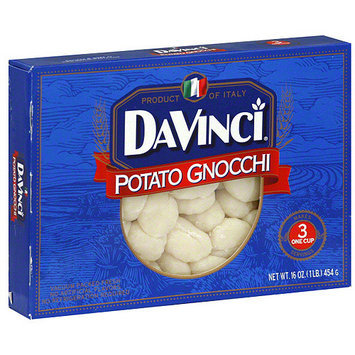 DaVinci Potato Gnocchi, 16 oz (Pack of 12)