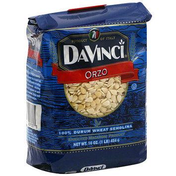DaVinci Orzo, 16 oz (Pack of 12)