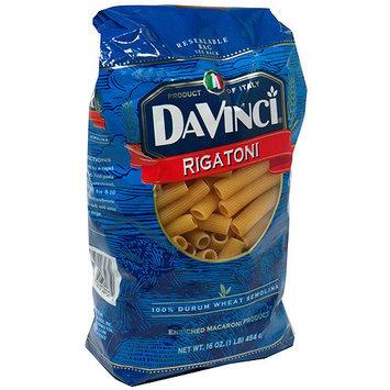 Davinci Rigatoni Pasta, 6 oz (Pack of 12)