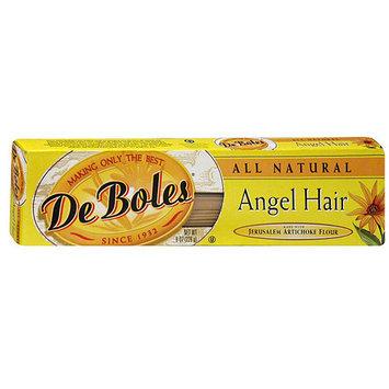 Deboles Angel Hair Pasta, 8 oz (Pack of 12)