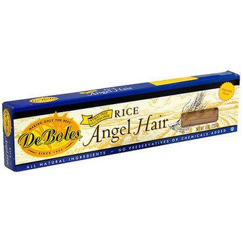 Deboles Angel Hair Rice, 8 oz (Pack of 12)