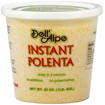 Dell Alpe Dell' Alpe Instant Polenta, 20 oz (Pack of 6)