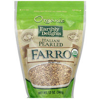 Tures Earthly Choice Nature's Earthly Choice Italian Pearled Farro, 12 oz (Pack of 6)