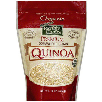 Tures Earthly Choice Nature's Earthly Choice Premium Whole Grain Quinoa, 14 oz (Pack of 6)