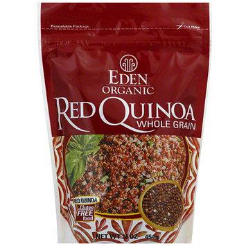 Eden Red Quinoa, 16 oz (Pack of 12)