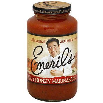Emeril's Chunky Marinara Pasta Sauce, 25 oz (Pack of 6)