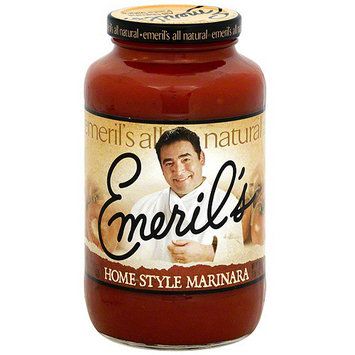 Emeril's Home Style Marinara Pasta Sauce, 25 oz (Pack of 6)
