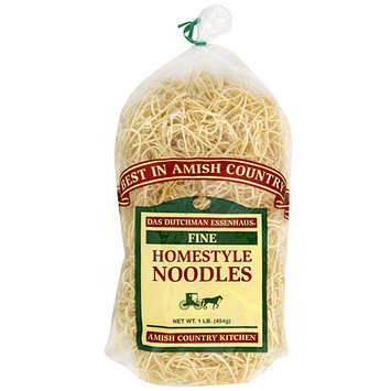 Das Dutchman Essenhaus Fine Homestyle Noodles, 16 oz (Pack of 12)