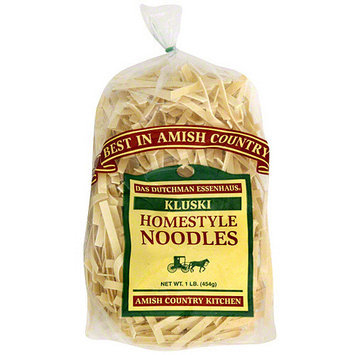 Das Dutchman Essenhaus Kluski Homestyle Noodles, 16 oz (Pack of 6)