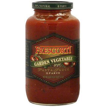 Frescorti Garden Vegetable Pasta Sauce, 26 oz (Pack of 12)