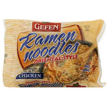 Gefen Ramen Oriental-Style Chicken Noodles, 3 oz (Pack of 24)