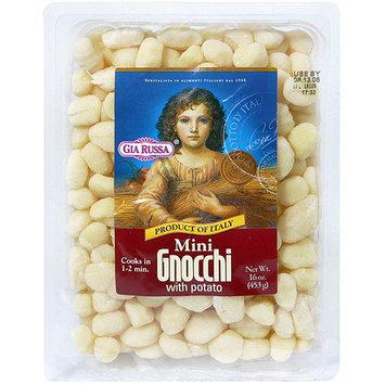 Gia Russa Mini Gnocchi With Potato, 16 oz (Pack of 12)