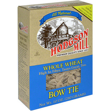 Hodgson Mill Whole Wheat Bow Tie Pasta, 10 oz (Pack of 12)